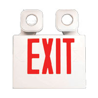 Exit - Emergency Lighting